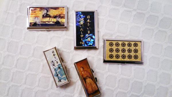 龍馬記念館に納品商品