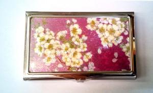 2月25日 カードケース桜