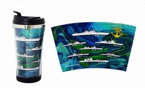 エコカップ 艦船タンブラーD