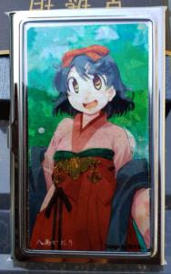 カードケース・八島かおりDesign byなぐも。